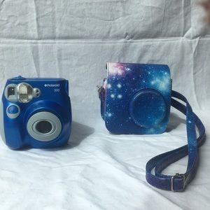 ✨Polaroid 300 camera with case